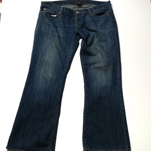 Lucky Brand button fly jeans size 14